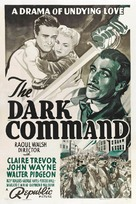Dark Command - Theatrical poster (xs thumbnail)