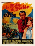 Devil's Doorway - French Movie Poster (xs thumbnail)