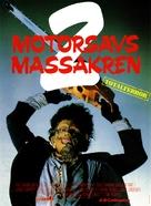 The Texas Chainsaw Massacre 2 - Danish Movie Poster (xs thumbnail)