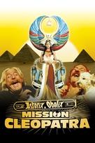 Astérix & Obélix: Mission Cléopâtre - DVD cover (xs thumbnail)