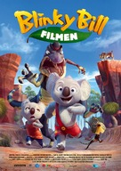 Blinky Bill the Movie - Swedish Movie Poster (xs thumbnail)