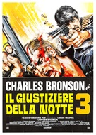 Death Wish 3 - Italian Movie Poster (xs thumbnail)