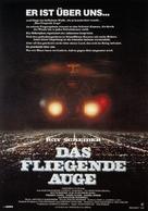 Blue Thunder - German Movie Poster (xs thumbnail)