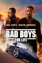 Bad Boys for Life - German Movie Cover (xs thumbnail)