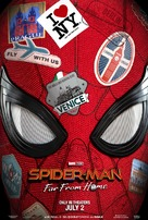 Spider-Man: Far From Home - Movie Poster (xs thumbnail)