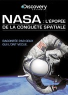 """""""When We Left Earth: The NASA Missions"""" - French DVD movie cover (xs thumbnail)"""