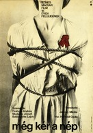 Még kér a nép - Hungarian Movie Poster (xs thumbnail)