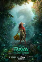 Raya and the Last Dragon - Movie Poster (xs thumbnail)