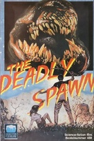 Return of the Aliens: The Deadly Spawn - Dutch VHS cover (xs thumbnail)