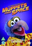 Muppets From Space - British Movie Cover (xs thumbnail)