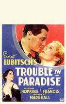 Trouble in Paradise - Movie Poster (xs thumbnail)