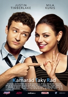 Friends with Benefits - Czech Movie Poster (xs thumbnail)