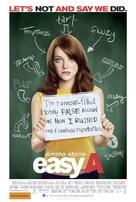 Easy A - Australian Movie Poster (xs thumbnail)