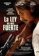 Out of the Furnace - Chilean Movie Poster (xs thumbnail)