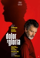 Dolor y gloria - Swiss Movie Poster (xs thumbnail)