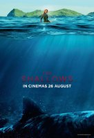 The Shallows - South African Movie Poster (xs thumbnail)