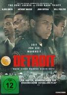 Detroit - German DVD movie cover (xs thumbnail)