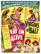 Eat 'Em Alive - Combo poster (xs thumbnail)