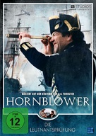 Hornblower: The Examination for Lieutenant - German DVD cover (xs thumbnail)