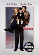 Three Fugitives - German Movie Poster (xs thumbnail)