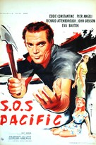 SOS Pacific - French Movie Poster (xs thumbnail)