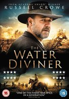 The Water Diviner - British DVD movie cover (xs thumbnail)