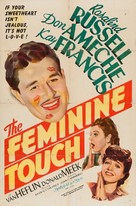 The Feminine Touch - Movie Poster (xs thumbnail)