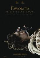 The Favourite - Polish Movie Poster (xs thumbnail)