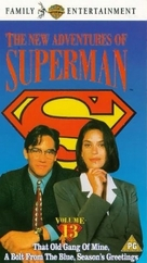 """""""Lois & Clark: The New Adventures of Superman"""" - British Movie Cover (xs thumbnail)"""