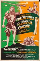 Robinson Crusoe - Movie Poster (xs thumbnail)