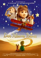 The Little Prince - German Movie Poster (xs thumbnail)