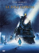 The Polar Express - French DVD cover (xs thumbnail)