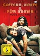 Love Aaj Kal - German Movie Cover (xs thumbnail)