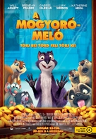 The Nut Job - Hungarian Movie Poster (xs thumbnail)