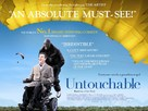 Intouchables - British Movie Poster (xs thumbnail)