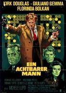 Uomo da rispettare, Un - German Movie Poster (xs thumbnail)