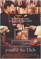 You've Got Mail - German Movie Poster (xs thumbnail)