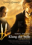 Copying Beethoven - German Movie Poster (xs thumbnail)