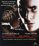 Equilibrium - French Movie Cover (xs thumbnail)