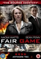Fair Game - British DVD cover (xs thumbnail)