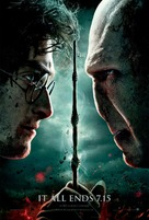 Harry Potter and the Deathly Hallows: Part II - British Movie Poster (xs thumbnail)
