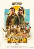La folle histoire de Max et Léon - Swiss Movie Poster (xs thumbnail)