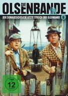 Olsen-bandens sidste bedrifter - German DVD cover (xs thumbnail)