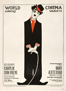 The Count - Danish Movie Poster (xs thumbnail)