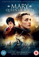 Mary Queen of Scots - British Movie Cover (xs thumbnail)