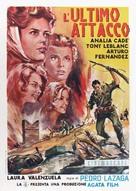 La fiel infantería - Italian Movie Poster (xs thumbnail)