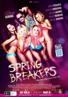 Spring Breakers - Australian Movie Poster (xs thumbnail)