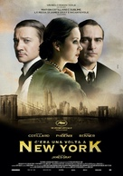 The Immigrant - Italian Movie Poster (xs thumbnail)