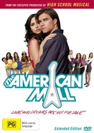 The American Mall - Australian DVD cover (xs thumbnail)