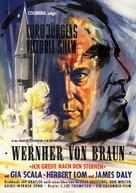 Wernher von Braun - German Movie Poster (xs thumbnail)